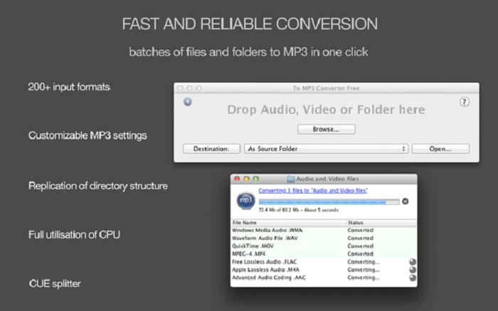 Tập tin FLAC là gì? Cách chuyển FLAC sang định dạng MP3