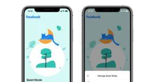 """Facebook ra mắt Chế độ Im lặng giúp người dùng """"cai nghiện"""" mạng xã hội"""