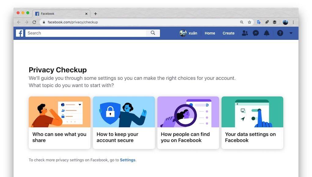 Facebook hướng dẫn biện pháp đảm bảo an toàn khi kết nối trực tuyến với người thân, bạn bè và đồng nghiệp