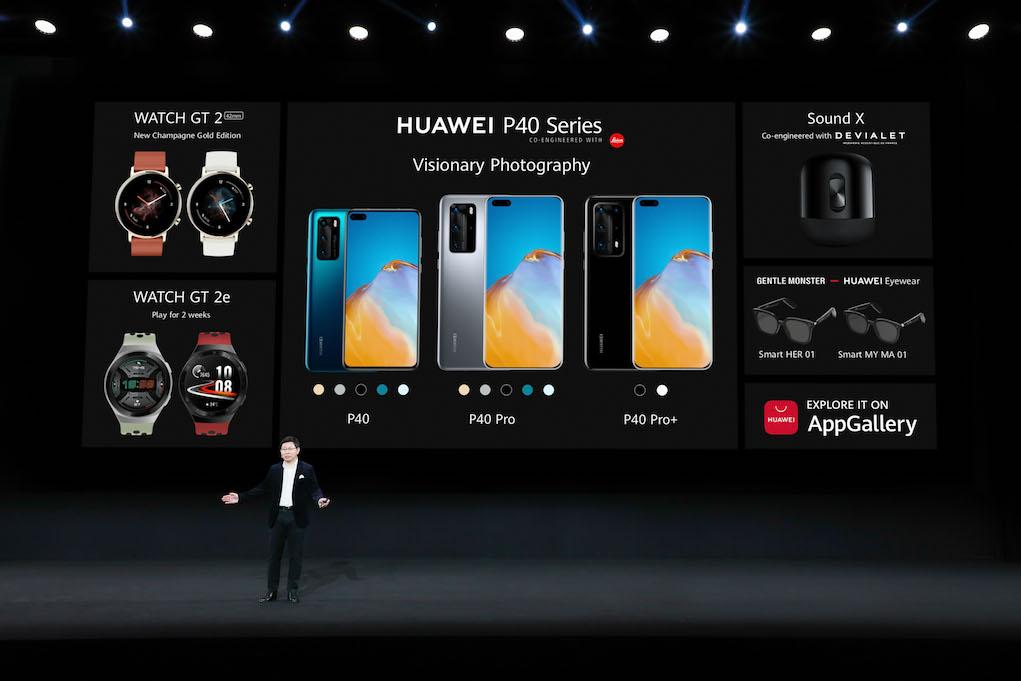 Huawei công bố báo cáo thường niên năm 2019