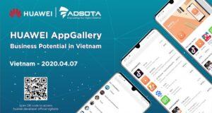 Huawei giới thiệu tiềm năng kho ứng dụng AppGallery tại Việt Nam