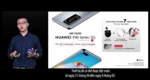 Huawei P40 và P40 Pro chính thức có mặt tại Việt Nam, giá từ 18 triệu đồng