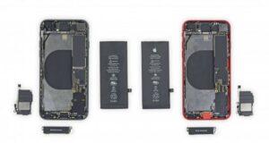 iPhone SE 2020 có những bộ phận nào giống iPhone 8?