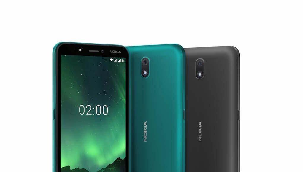 Nokia C2 lên kệ từ hôm nay, giá 1,69 triệu đồng