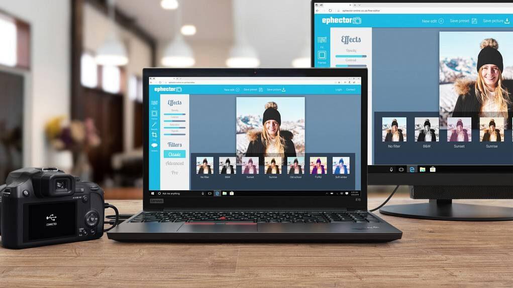 Ra mắt bộ đôi laptop Lenovo ThinkPad E14 và E15 dành cho doanh nhân