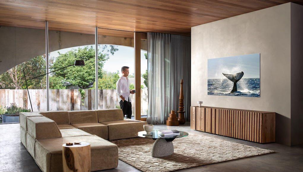 Ra mắt TV Samsung QLED 8K vô cực đầu tiên tại Việt Nam, giá từ 100 triệu đồng