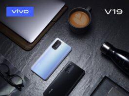 Ra mắt vivo V19 với điểm nhấn selfie siêu chụp đêm.