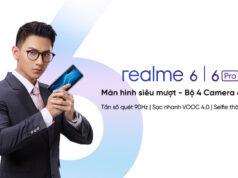 Realme 6 và Realme 6 Pro ra mắt, bán trợ giá đặc biệt từ 17-19/4