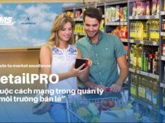 RetailPRO: Giải pháp cách mạng cho chuỗi phân phối của doanh nghiệp