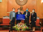 Samsung trao tặng 10 tỷ đồng chung tay phòng chống dịch COVID-19