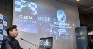 Samsung ra mắt thế hệ TV QLED 8K mới tại hội thảo AV Tech Summit 2020