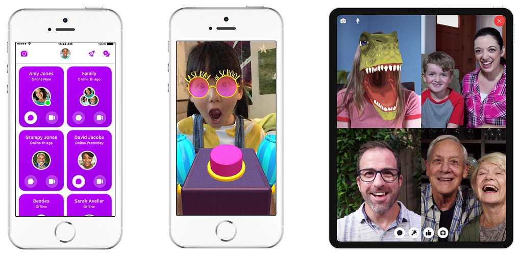 Ứng dụng Messenger Kids chính thức có mặt tại Việt Nam
