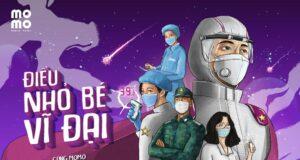 Ví MoMo khởi động chiến dịch 'Điều nhỏ bé vĩ đại' tiếp sức chống dịch COVID-19