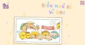 """Ví MoMo tung MV """"Điều nhỏ bé vĩ đại"""" kêu gọi ủng hộ, cổ vũ cho Chiến sĩ áo trắng, lan tỏa tinh thần lạc quan chống dịch COVID-19"""