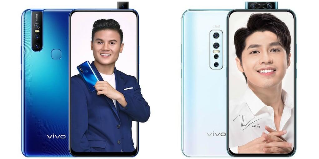 Vivo ấn định ra mắt 2 smartphone dòng V và Y trong tháng 4 này