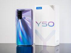 Ra mắt vivo Y50: Snapdragon 665, RAM 8GB, pin 5.000mAh