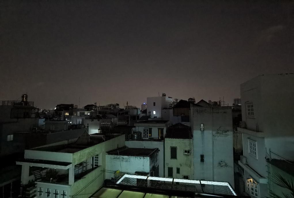 Mời bạn xem ảnh chụp từ Huawei P40 Pro