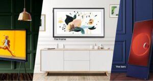 """""""Bật Lên Phong Cách Cùng Samsung Lifestyle TV"""" với hàng nghìn phần tặng hấp dẫn"""