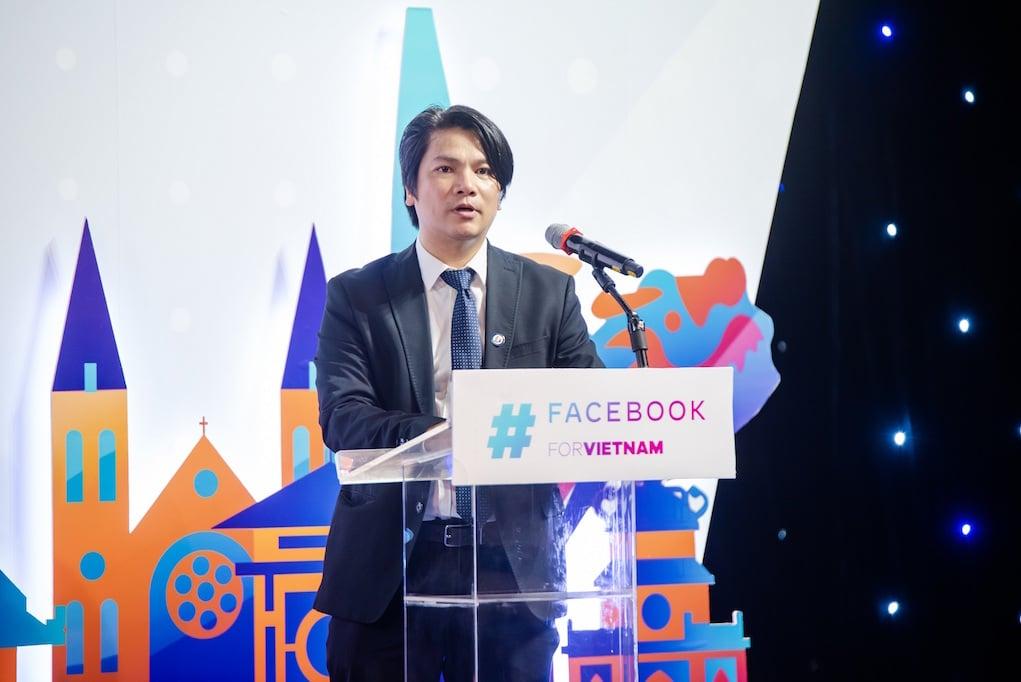"""Ra mắt chiến dịch """"Facebook vì Việt Nam"""""""