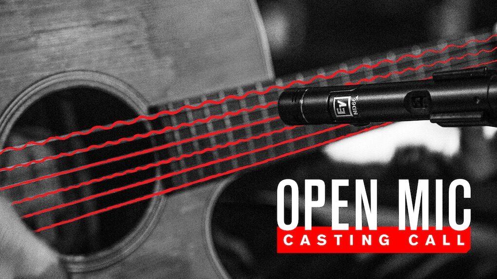 Electro-Voice tổ chức chuỗi hòa nhạc trực tuyến EV Open Mic để hỗ trợ các nghệ sĩ trên toàn cầu trong thời gian khó khăn