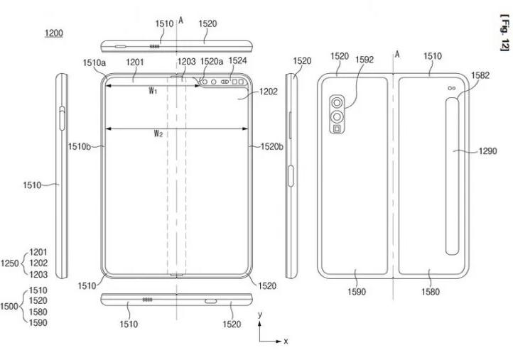 Phiên bản Galaxy Fold giá rẻ mới có thể dùng màn hình ngoài nhỏ hơn và chống nước