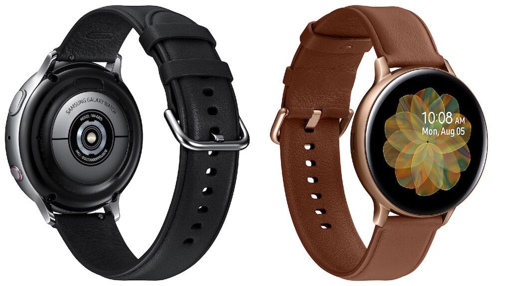Galaxy Watch Active2 LTE ra mắt, hỗ trợ kết nối 4G độc lập