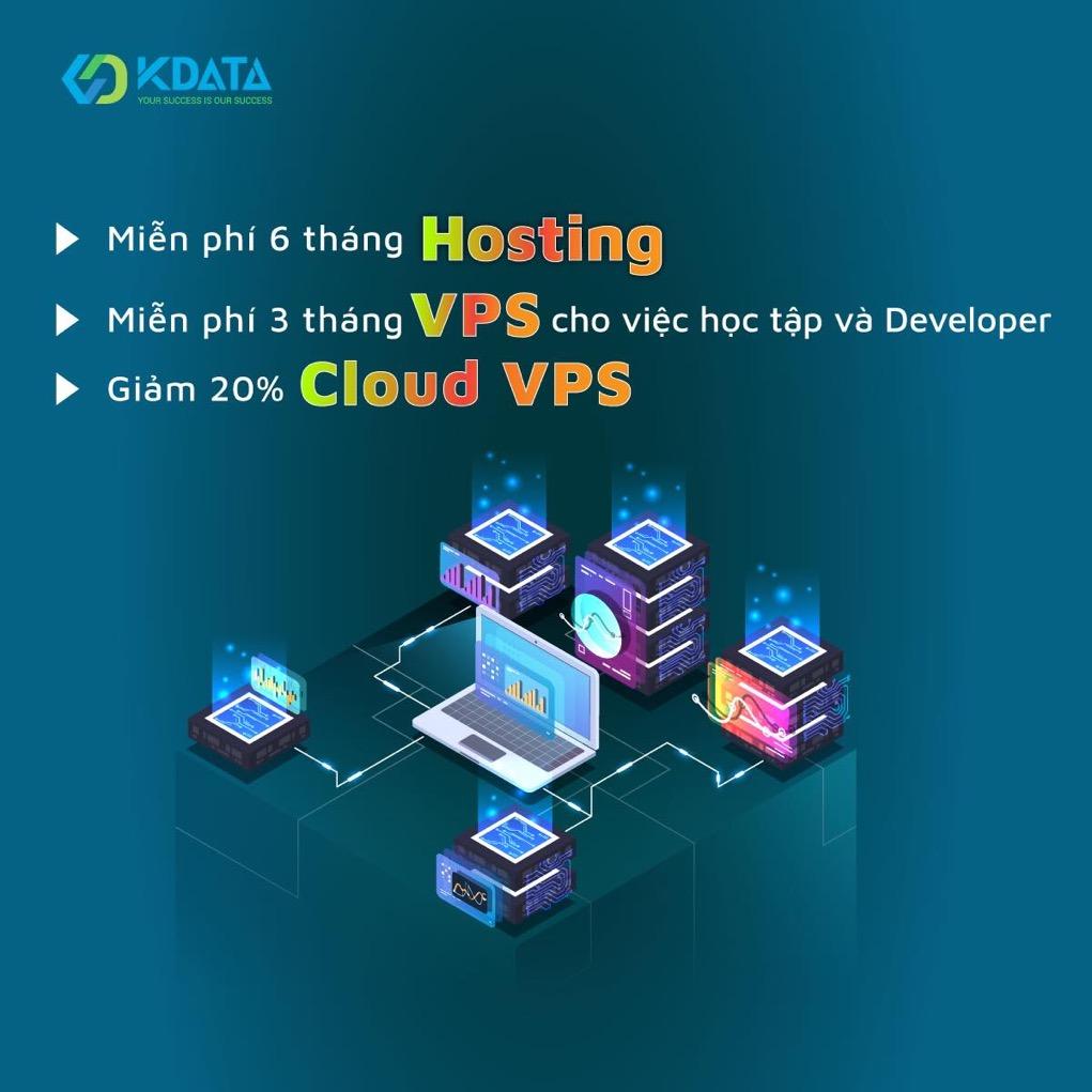 Kdata - chỗ dựa hạ tầng công nghệ vững chắc cho các doanh nghiệp Việt trong mùa dịch