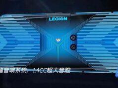 Lenovo Legion Gaming lộ thiết kế ấn tượng với camera pop-up ở cạnh bên