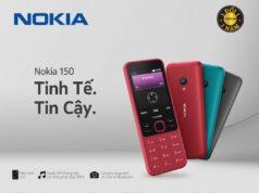 Ra mắt Nokia 150 (2020), điện thoại phổ thông cho mọi hoạt động trong ngày