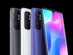 Xiaomi ra mắt Mi Note 10 Lite, bộ đôi máy chiếu và máy hút bụi tại Việt Nam