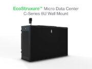 Schneider Electric giới thiệu tiểu trung tâm dữ liệu EcoStruxure 6U Wall Mount