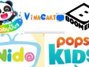 Top 5 kênh YouTube nổi bật cho trẻ em Việt Nam