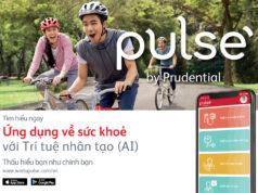Ra mắt ứng dụng chăm sóc sức khỏe Pulse by Prudential