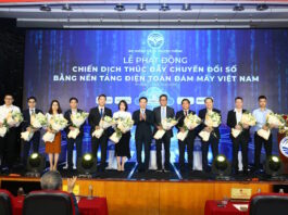 VNG CLOUD là doanh nghiệp nòng cốt trong chiến dịch thúc đẩy chuyển đổi số bằng nền tảng điện toán đám mây Việt Nam