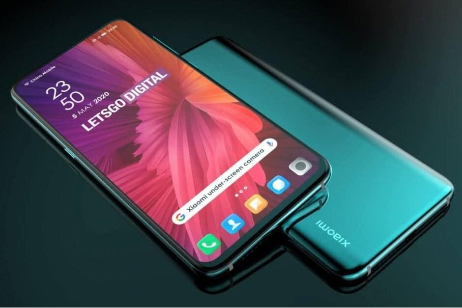 Xiaomi sắp ra mắt smartphone camera ẩn dưới màn hình