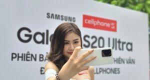 CellPhoneS mở bán Galaxy S20 Ultra Trắng, ghi nhận 1000 suất đặt hàng trong 3 ngày