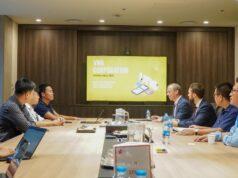 Đại sứ Vương Quốc Anh thăm và làm việc tại VNG, định hướng đầu tư vào Việt Nam