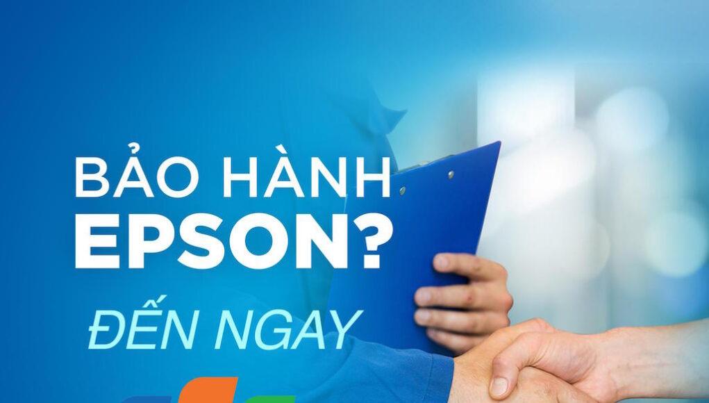 FPT Services trở thành đối tác bảo hành Epson Việt Nam