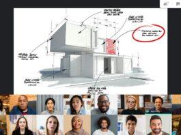 Google Meet có thêm mục hiển thị hình ảnh, giúp bài thuyết trình mạch lạc hơn