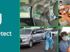 Grab tung nhiều giải pháp GrabProtect tăng an toàn và vệ sinh cho dịch vụ đặt xe
