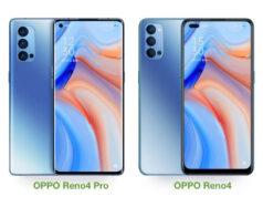 OPPO ra mắt Reno4 và Reno4 Pro với chip Snapdragon 765G, sạc nhanh 65W