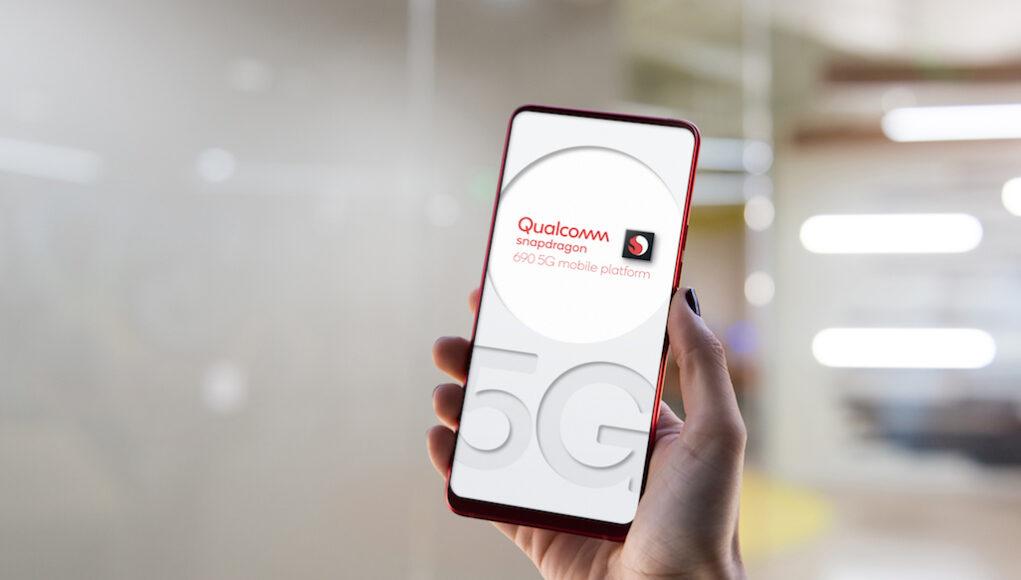Qualcomm giới thiệu Snapdragon 6-Series 5G đầu tiên