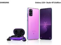Samsung ra mắt phiên bản đặc biệt Galaxy S20+ BTS