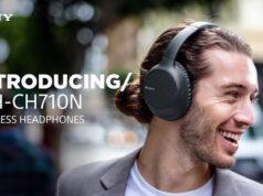 Ra mắt tai nghe chống ồn Sony WH-CH710N, bán độc quyền qua Shopee