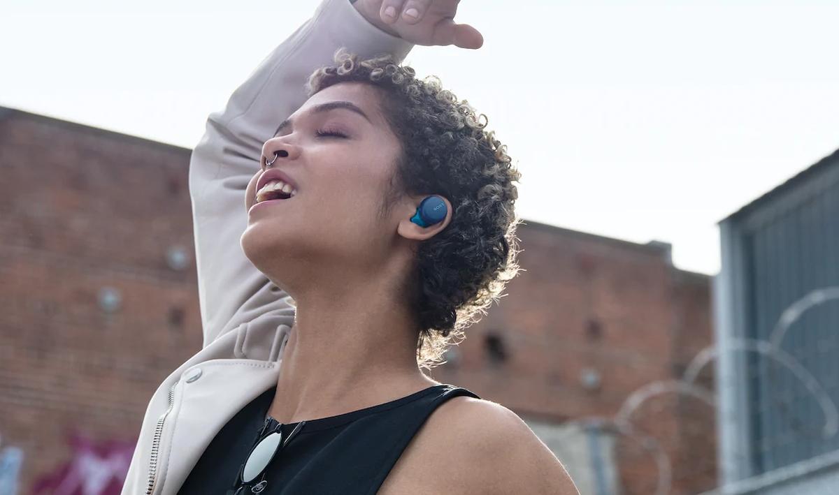 Sony WF-XB700: Tai nghe chuẩn chất âm, rảnh tay cùng công nghệ!