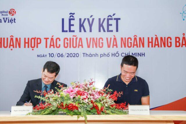 VNG cung cấp giải pháp xác thực TrueID cho ngân hàng Bản Việt