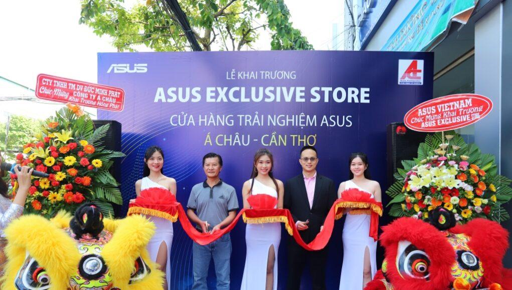 ASUS khai trương cửa hàng trải nghiệm đầu tiên tại Cần Thơ