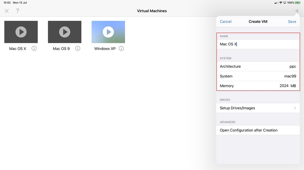 Chạy Mac OS X trên iPhone hoặc iPad mà không cần bẻ khóa