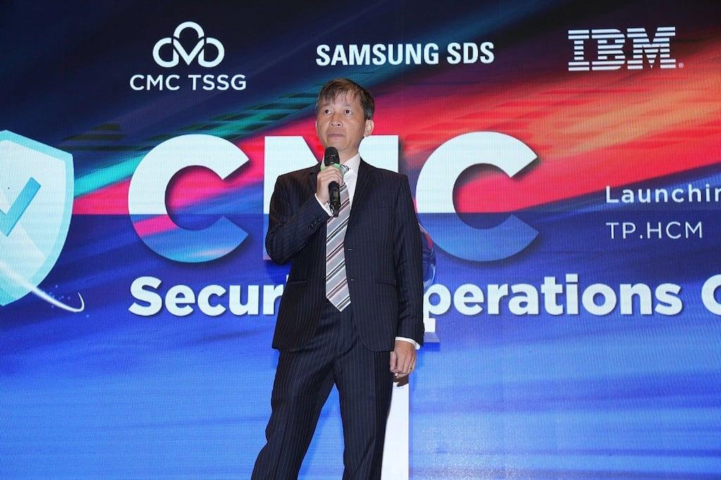 CMC TSSG ra mắt dịch vụ Ủy quyền giám sát an ninh mạng