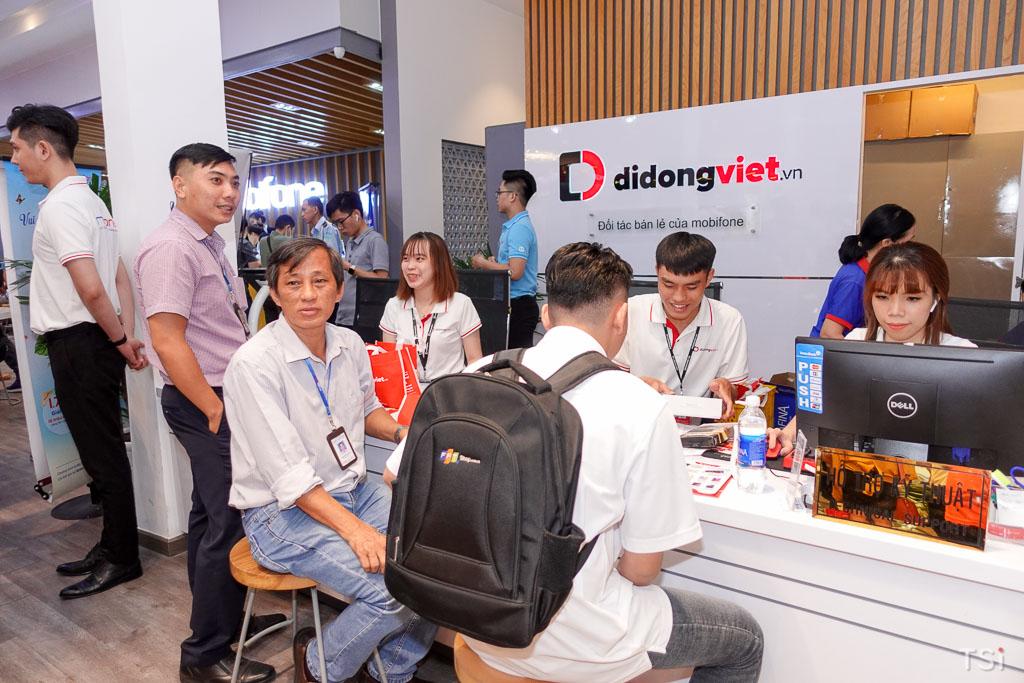 Di Động Việt hợp tác Shop in Shop cùng MobiFone, mở 11 cửa hàng liên kết tại TP.HCM